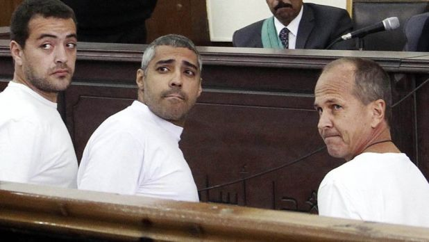 Photo of Egyptian Court Sentences Three Al-Jazeera Journalists To 3 Years In Prison