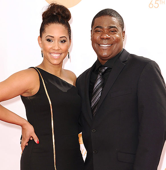 Photo of Tracy Morgan Gets Married To His Long-Time Fiancee Megan Wollover