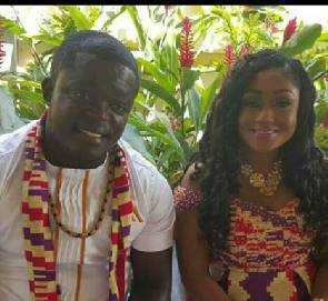 Photo of Chemphe ties the knot with girlfriend