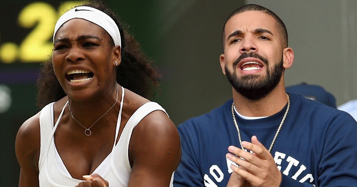 Photo of Drake And Serena Williams Sparks Dating Rumors Again; See A Pic Of Them Kissing At A Restaurant