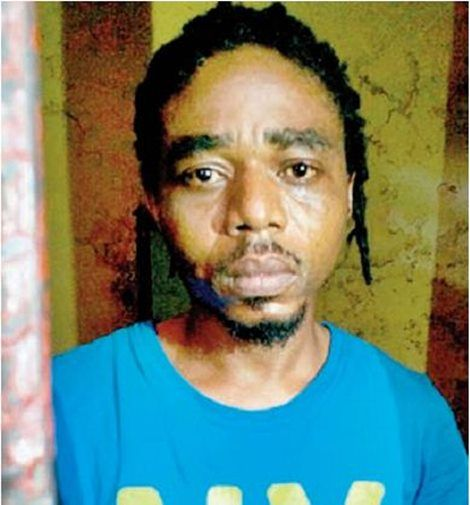 Photo of Nigerian Arrested For Killing Woman