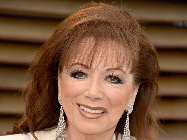 Photo of Novelist Jackie Collins dies aged 77