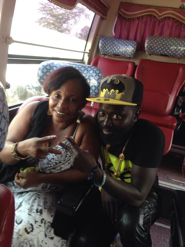 Photo of I Am In love With Kyeiwaa; Rapper Declares His Intentions to Marry the Kumawood Star