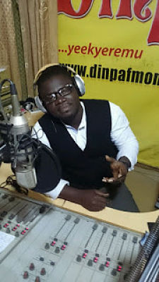 Photo of P. Kay Celebrates 10 Years on Radio