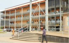 Photo of Tamale Teaching Hospital Without Power