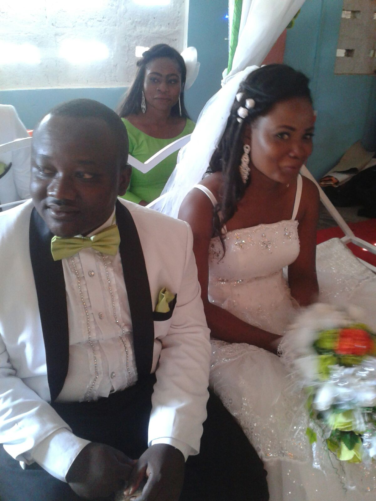Photo of Photos: General Manager Of Frank Media Ties The Knot With His Better Half