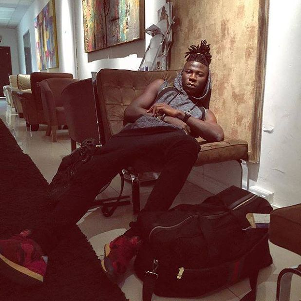 Photo of No MUSIGA Executive Attended My Mother's Funeral – Stonebwoy