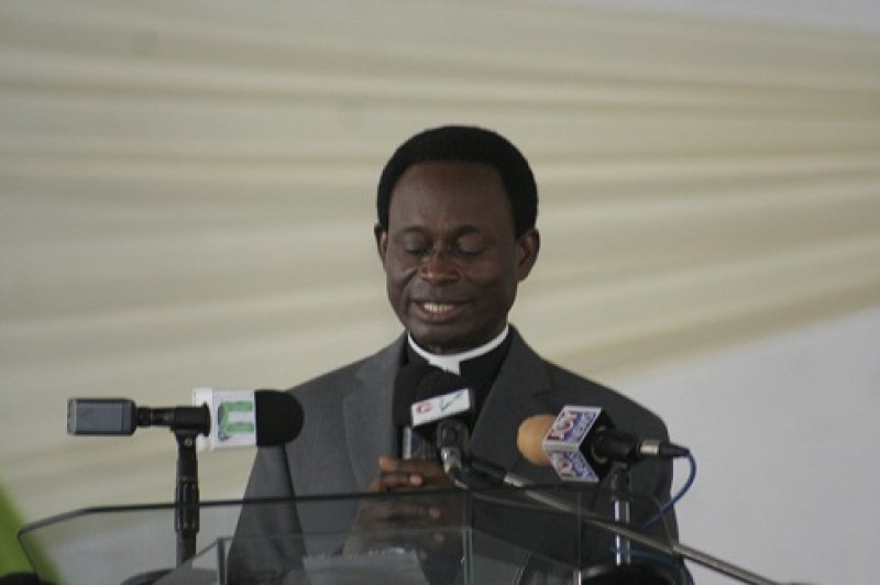 "Photo of Homosexuals are ""sick and foolish"" – Pentecost chairman"