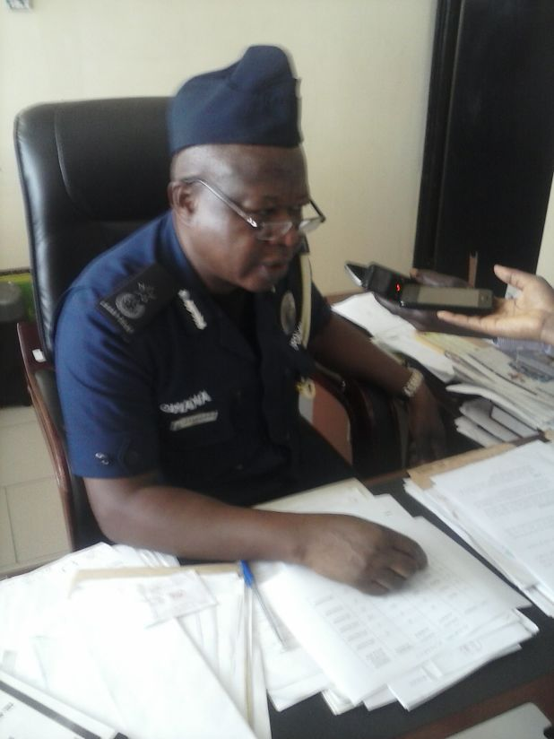 Photo of B/A Police Command Poised To Beef Up Security Ahead Of Christmas Festivities