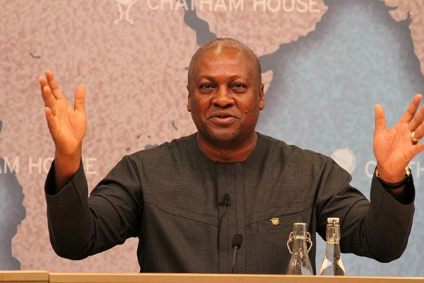 Photo of Prophet Claims Ex-President Mahama Will Be Called By God To Do His Work And He Won't Be A President Again