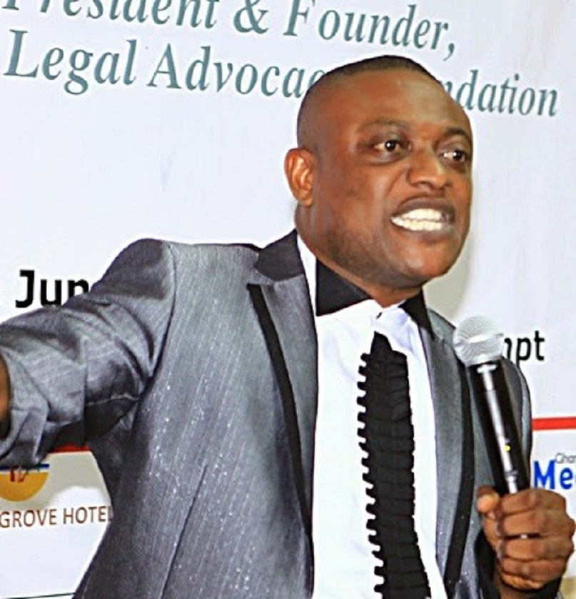 Photo of Rev. Owusu Bempah Is Very Dangerous To Society—Says Lawyer Maurice Ampaw