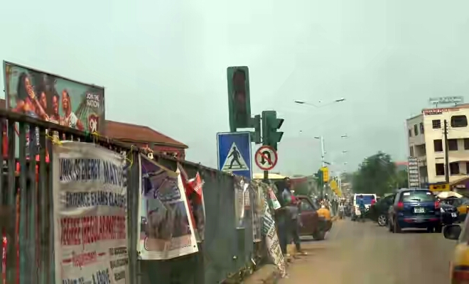 Photo of Urban Roads Unhappy About Obsolete Traffic Lights In Sunyani