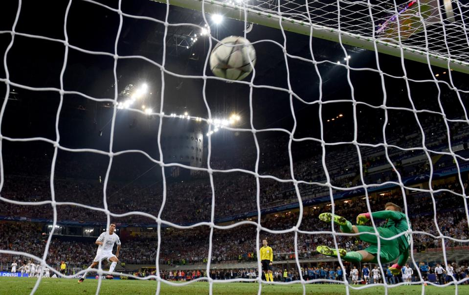 Photo of Champions League: Spot-on Ronaldo fires Real Madrid to glory