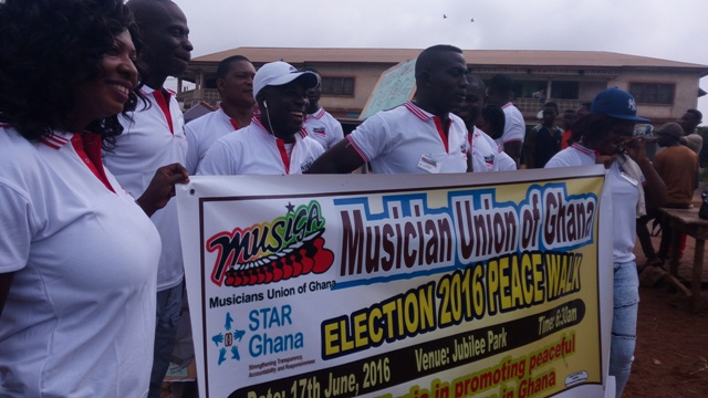 Photo of B/A MUSIGA Calls For Peaceful Elections