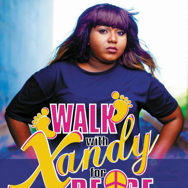 """Photo of """"Walk With Xandy For Peace"""" receives Thousands of patrons in Buem Constituency"""