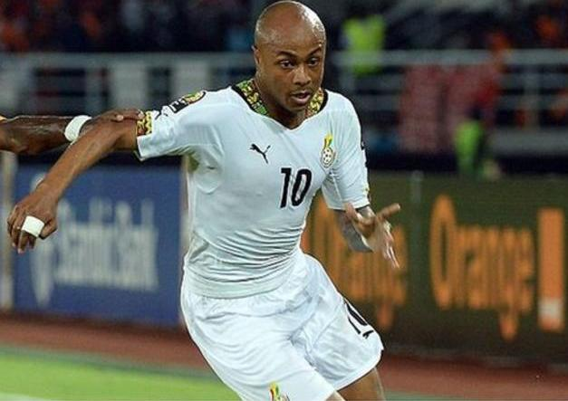 Photo of Andre Ayew rubbishes dad Abedi Pele's death reports