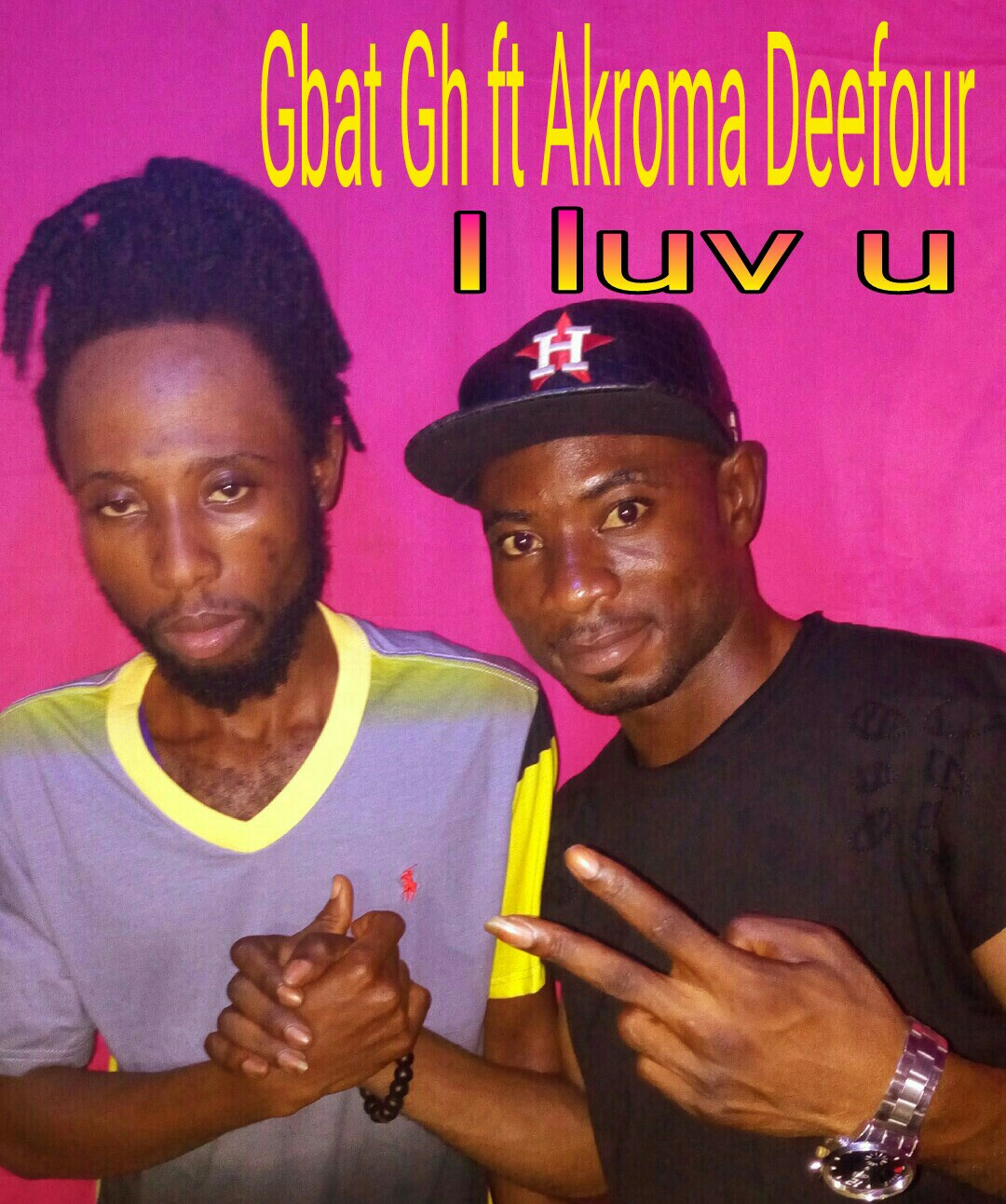 Photo of New Music: Gbat Gh ft Akroma – I  Love You