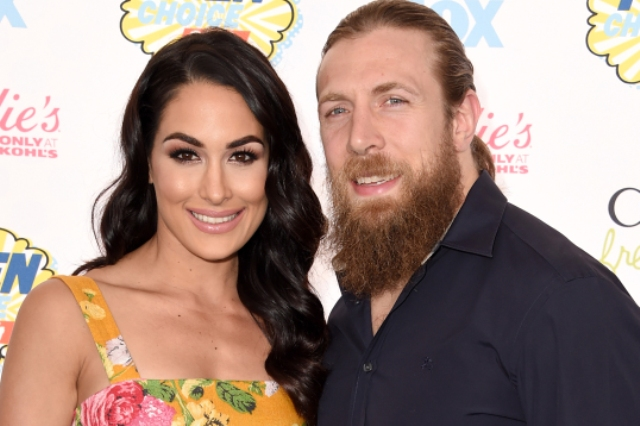 Photo of Brie Bella Is Expecting Her First Child With Daniel Bryan