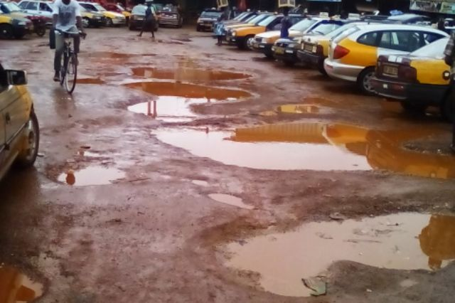 Photo of Sunyani Today: News Hunter Magazine Captures The Bad State Of The Sunyani Taxi Rank