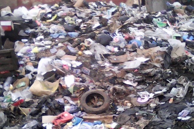 Photo of Filth Takes Over Sunyani Market