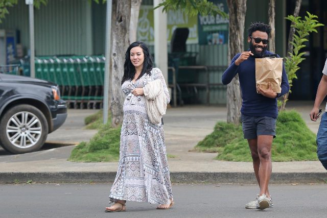 Photo of Donald Glover Welcomes First Child With 'Secret Girlfriend'