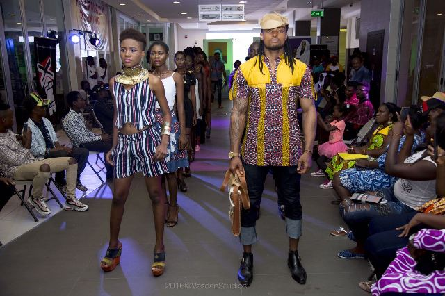 Photo of A-KINKO Exhibits Afro Centric Fashion Accessories At The 3rd Edition Of Trap House