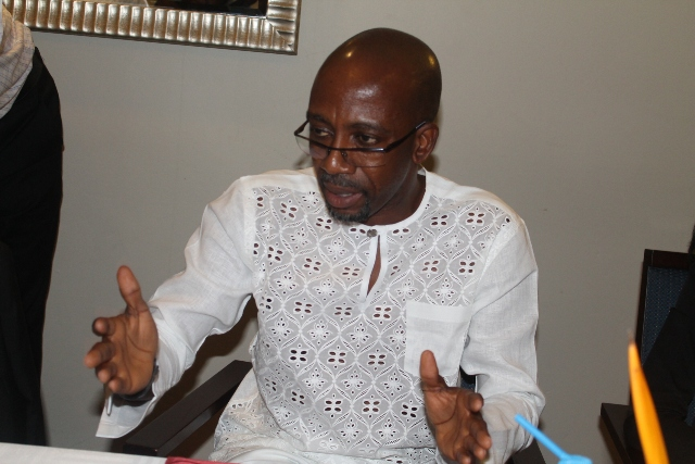 Photo of Rex Omar Outlines NDC's Plans To Strengthen The Creative Arts Sector In Ghana