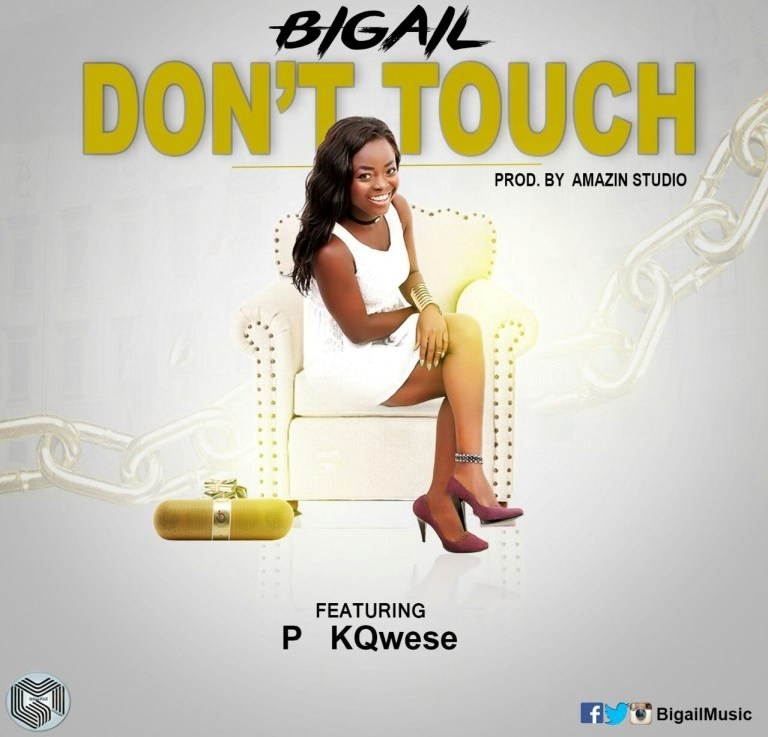 Photo of Bigail Releases Visuals For 'Don't Touch'