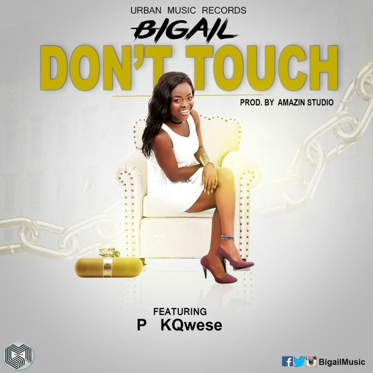 Photo of New Music:  Bigail Out With Don't Touch