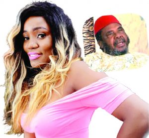 Photo of Pete Edochie Is My Dream Husband—Nollywood Actress
