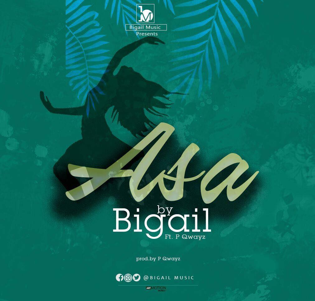 Photo of Bigail Drops Asa Featuring P Qwayz