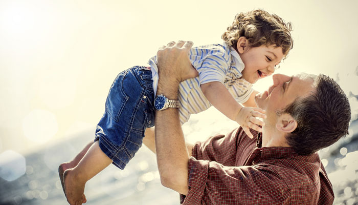 Photo of Want to have a healthy baby? Here's why age matters for men as well