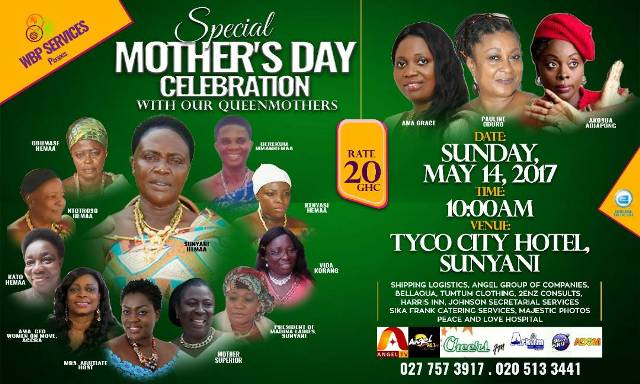 Photo of Ama Grace To Perform At A Special Mother's Day Celebration In Sunyani