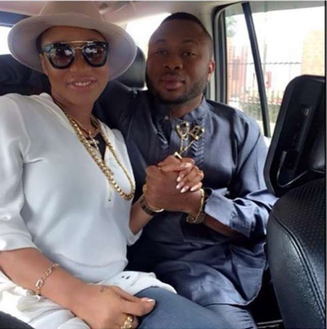 Photo of Revealed! Tonto Dikeh Paid Her Own Bride Price