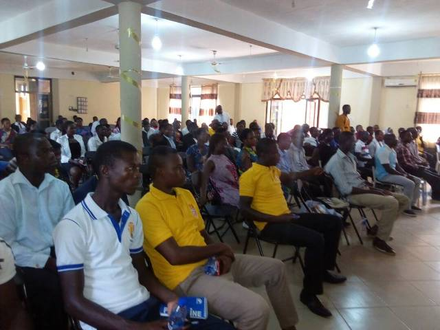 Photo of B/A Chapter Of DESAG-UCC Holds Capacity Building Seminar In Sunyani