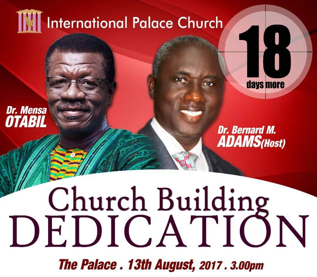 Photo of International Palace Church To Dedicate It's Church Building On Sunday