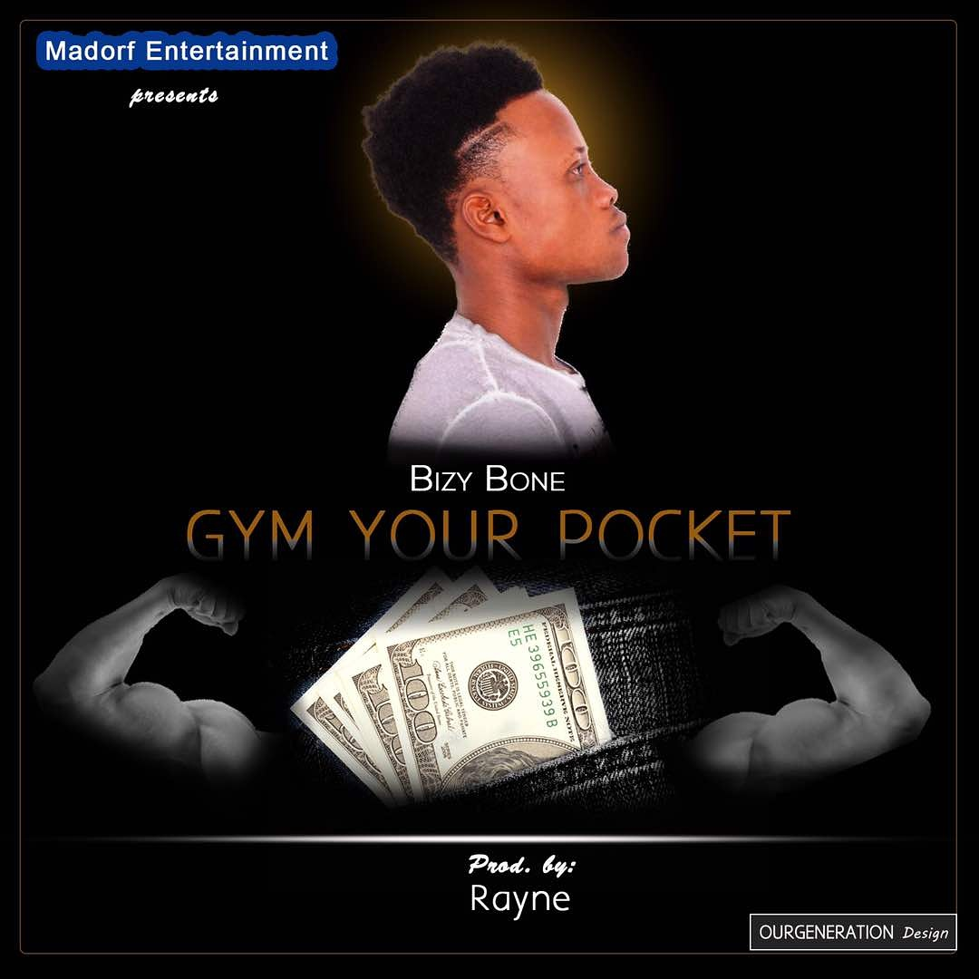 Photo of Listen UP! Bizybone – Gym Your Pocket (Prod. By Rayne)