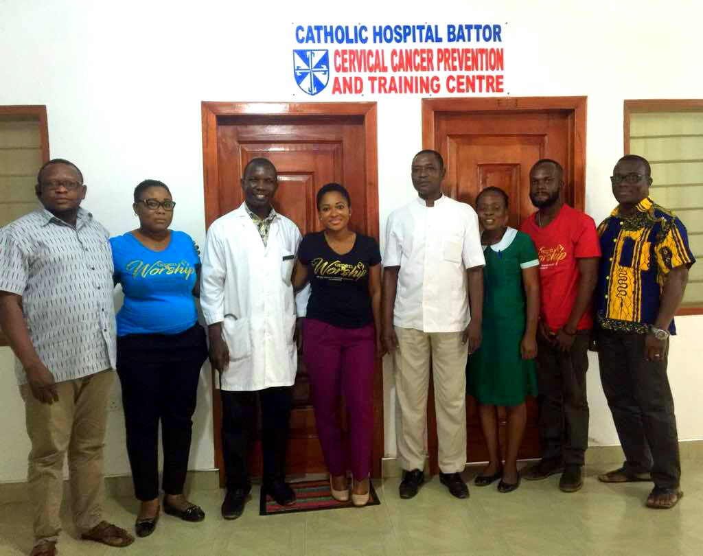 """Photo of Genet Services, Catholic Hospital Battor And Ghana Medical Association To Screen and Educate Women On Cervical Cancer Ahead Of The """"Women In Worship"""" Concert"""