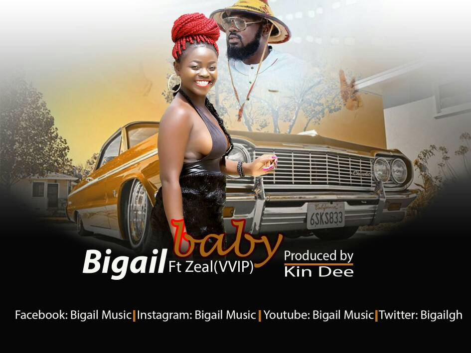 "Photo of New Music: Bigail – ""Baby"" Feat. Zeal (VVIP) (Prod. By Kin Dee)"