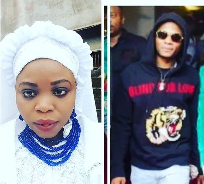 Photo of Shatta Wale Should Prepare To Fight God Because I Am Embarking On A 21-Day Fasting For Wizkid – Nigerian Lady Declares