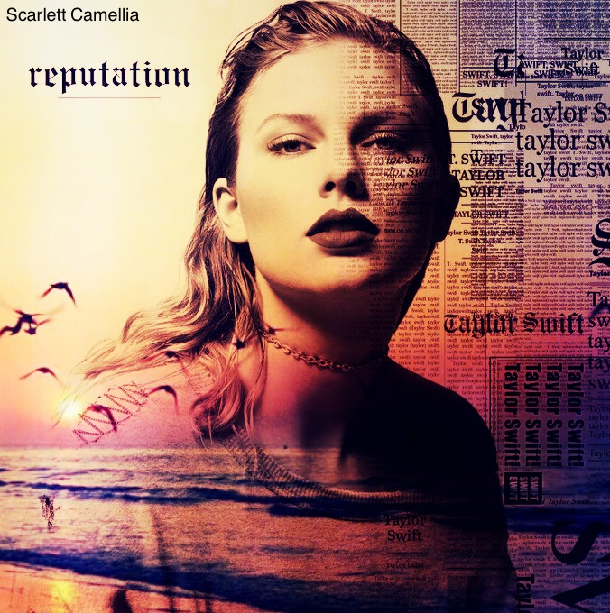 Photo of Taylor Swift Drops 'Reputation' With A Hearty Letter To Her Fans