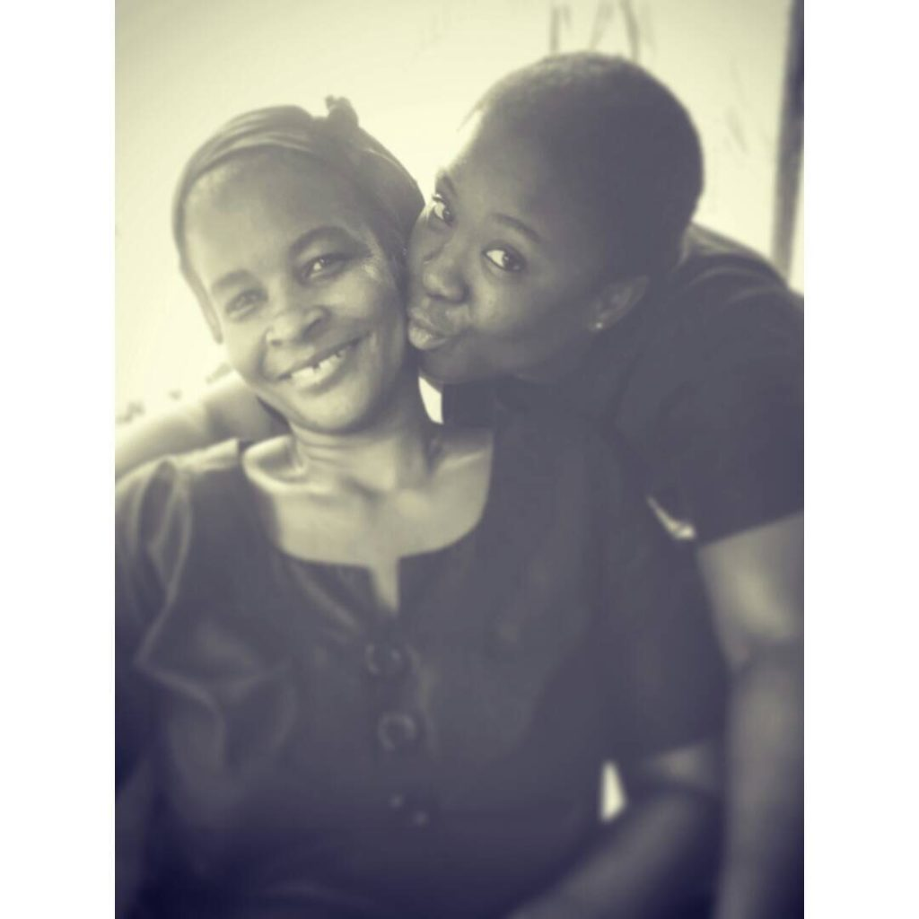 Photo of Mother Of Ghanaian Actress, Maame Serwaa Passes On