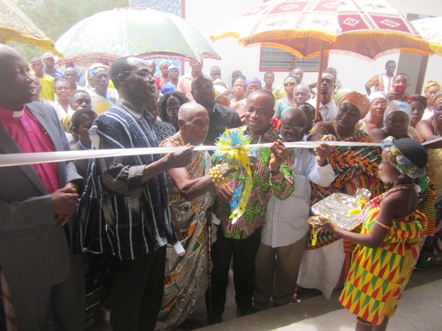 Photo of COBAANA Inaugurates Ultra-Modern J.H.S Complex At Ayakomaso