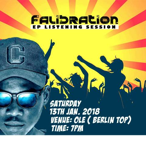 Photo of Fali Gee To Light Up Sunyani With 'Falibration'  EP Listening On Saturday