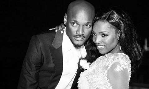 Photo of Annie Idibia Says She Has Cast A Spell On 2face