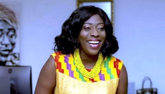 Photo of Catherine Afeku Says John Dumelo Is Not Popular In Her Village