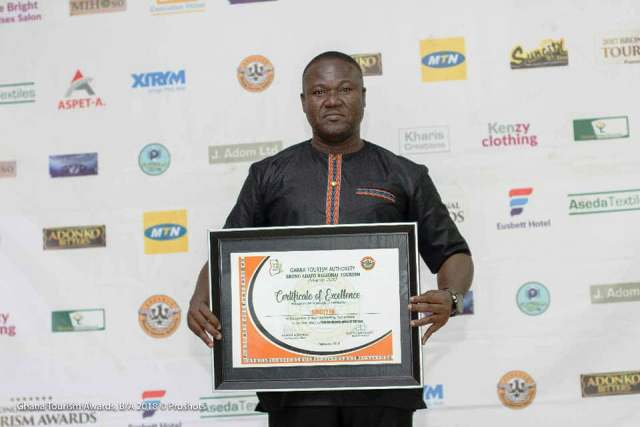 Photo of Suncity Radio Crowned As The Best Tourism Promoting Station In Brong Ahafo Region