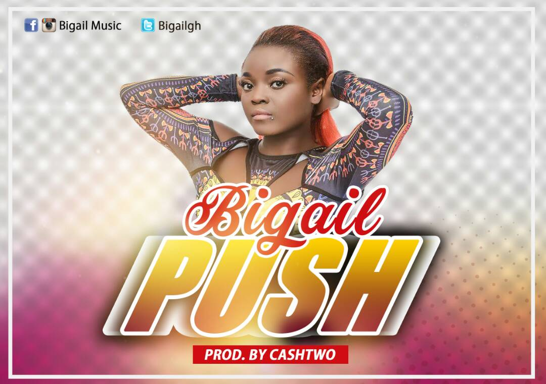 Photo of Bigail Unveils Artwork For New Single 'Push'