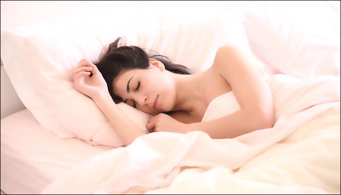 Photo of Your sleeping position could help you with your back pain: Study