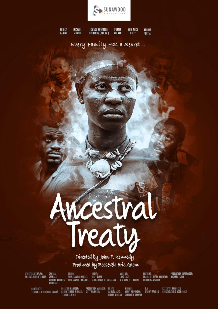 Photo of Sunawood Multimedia To Release A New Movie 'Ancestral Treaty'